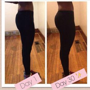 squat result